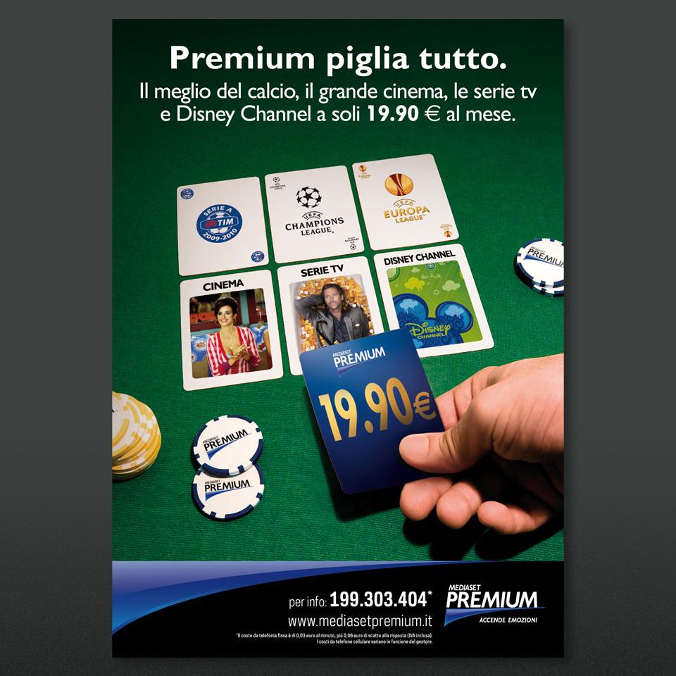 Mediaset Premium Poker
